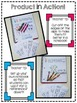 Spanish Math Journal Prompts for 1st and 2nd Grades - Subtraction