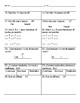 Spanish Math Questions