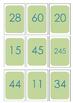 Spanish Math cards: combined operations. Operaciones combinadas