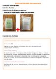 Spanish Math cards: decimals . Los decimales