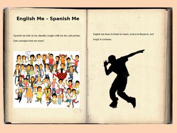 Spanish Me/English Me