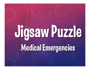 Spanish Medical Emergencies Jigsaw Puzzle