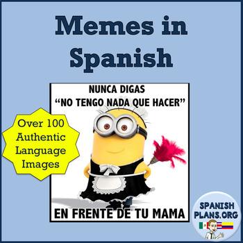 Spanish Memes