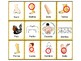 Spanish Memory Game: Body Parts - Partes Del Cuerpo