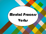 Spanish Mental Process (Verbs of Cognition) Verbs PowerPoint Slideshow