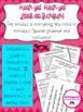 Spanish Mentor Sentences:  Vol. 1 (sustantivos, pronombres, adjetivos y sujetos)