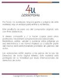 Spanish: Mi Escuela - Pack 1 - Sopa de letras