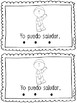 Spanish Tracking & Reading Book 'Yo puedo'