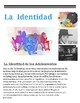 Spanish Unit  Level 3+Identity,Culture-30+ activities, readings, writing, y más!