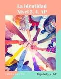 Spanish Unit Level 3+ AP-Identity,Culture-20+ activities,