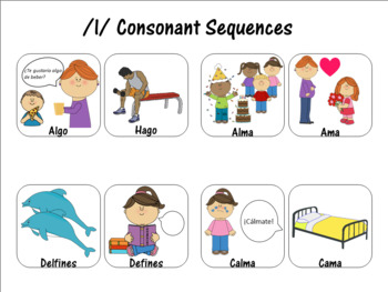 Spanish Minimal Pairs: Syllable- Final Consonant Deletion / Sequence Reduction