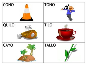 Spanish Minimal Pairs: /k/ and /t/ in the Initial Position of CVCV Words