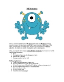 Spanish Monster Activity (body parts & clothing)