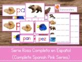 Serie Rosa Montessori en Español