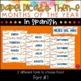 Spanish Months - Papel Picado Theme