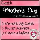 Spanish Mother's Day Activities - Día de las Madres