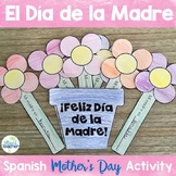 Spanish Mothers Day El Dia de la Madre Activity Craft