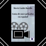 Spanish Movie Bundle - Nine Films - Español