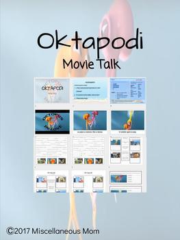 Spanish Movie Talk Oktapodi past/ present Activities/ Assessment