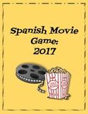 Spanish Movie Title Game