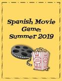 Spanish Movie Title Game (summer 2019)