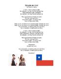 Spanish Music- Kevin y Karla- Simple es vivir (Cheap Thrills)- Lyrics