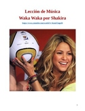 Spanish Music Lesson: Shakira