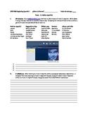 Spanish Music - Pandora listening reflection homework