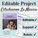 Spanish Music Research Cultural Project