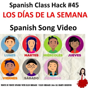 "045 Spanish Music Video ""Días"" Improves Class Management, Behavior, Routine"