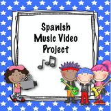 Spanish Music Video Project