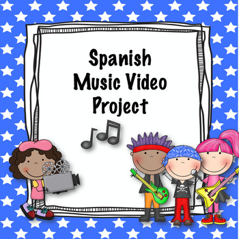 Spanish Music Video Project