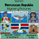 Spanish Mystery Pictures Icons of the DOMINICAN REPUBLIC C