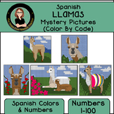 Spanish Mystery Pictures, Llama Mystery Pictures, Llama Co