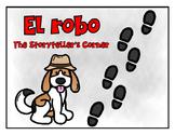 Spanish Mystery Story - El robo