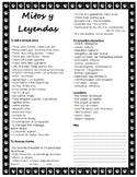 Spanish Myths & Legends bundle
