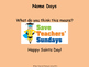 Spanish Name days Lesson plan, PowerPoint (with audio) & Activities