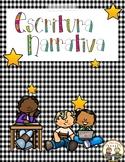 Spanish Narrative Writing Mini Lessons, Graphic Organizers, Planning +
