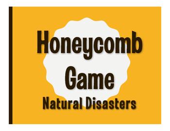 Spanish Natural Disasters Honeycomb