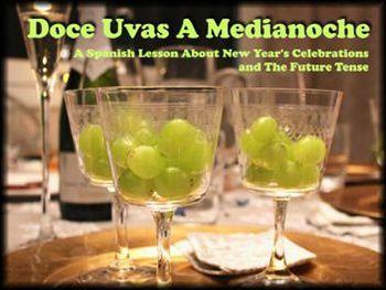 Spanish New Year - Doce Uvas A Medianoche