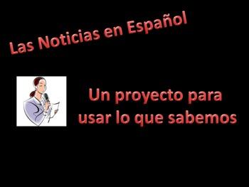 Spanish News Broadcast Project