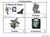 Spanish Noche de Brujas Booklet & Presentation / Halloween Booklet