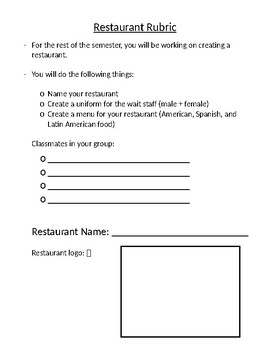 Spanish Noun/Adjective Agreement Guided Notes (La Ropa)