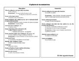 Spanish Noun Gender Rules  (Las reglas del género de los sustantivos)