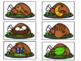 Spanish: November Theme Syllable Learning Station