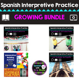 Spanish Authentic Interpretive Reading & Listening Activit
