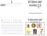 Spanish Number Books