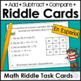 Spanish Two Digit Math Activities En Español | Pirates