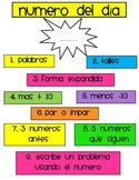 Spanish Number of the Day