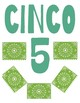 Spanish Numbers 0-10 Banner, Cards, Classroom Decor